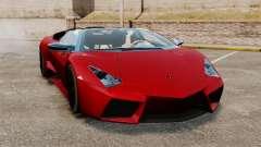Lamborghini Reventon Roadster 2009