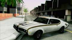 Oldsmobile Hurst/Olds 455 Holiday Coupe 1969