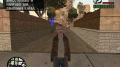 Lucy Stillman in Assassins Creed Brotherhood para GTA San Andreas