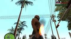 Molotov-cossacos para GTA San Andreas