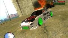 Mazda RX-7 Drift Version para GTA San Andreas