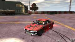 Nissan SkyLine R33 Gt-R S.R