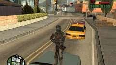 O traje dos jogos Dead Space 2