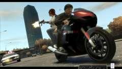 Nova tela off-line para GTA 4