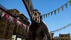 Werewolf from Skyrim para GTA 4