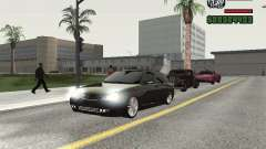 Lada Priora Light Tuning para GTA San Andreas