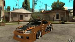 Nissan Skyline GTR - EMzone B-day Car