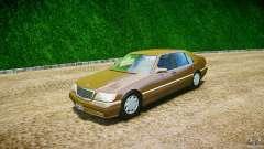 Mercedes Benz SL600 W140 98 performance shafter