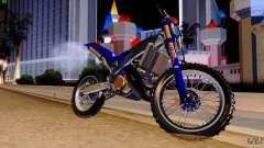 Honda CR 250 Stunt para GTA San Andreas