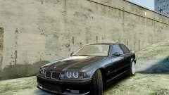 BMW M3 E36 v1.0 para GTA 4