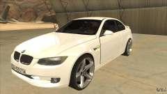 BMW 335i Coupe 2011 para GTA San Andreas