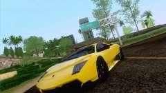 Lamborghini Murcielago LP670–4 SuperVeloce
