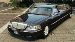 Lincoln Town Car Limousine 2006