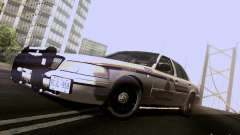Ford Crown Victoria Canadian Mounted Police para GTA San Andreas
