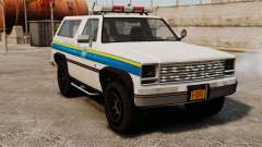 Polícia rancheiro ELS para GTA 4