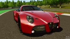 Alfa Romeo 8C Competizione Body Kit 2