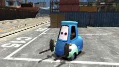 Guido de carros Mater-National