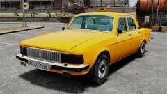 Táxi de gaz-3102