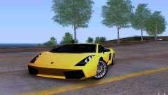 Lamborghini Gallardo Superleggera олива para GTA San Andreas