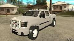 GMC 3500 HD Sierra Duramax Diesel 2010 para GTA San Andreas