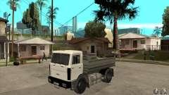 5551 MAZ caminhão