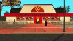Comprar pizza