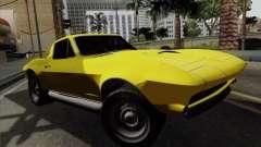 Chevrolet Corvette 1967 para GTA San Andreas