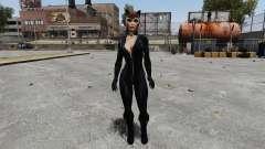 Mulher gato para GTA 4