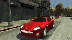 Aston Martin Vanquish S v 2.0 matizado