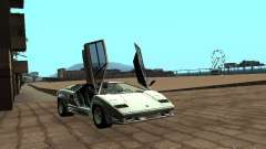 Lamborghini Countach 25th para GTA San Andreas