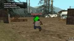 Realista v 1.0 de apiário para GTA San Andreas