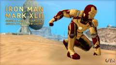 Iron Man Mark 42 para GTA San Andreas