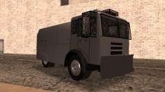 Um canhão de água polícia Rosenbauer para GTA San Andreas