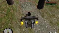 Jetpack spawner