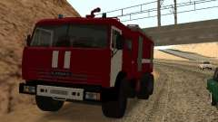 KAMAZ 53229 bombeiro