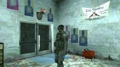 Soldado de infantaria pele CoD MW 2