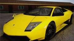 Lamborghini Murcielago LP 670/4 SV Fixed Version para GTA San Andreas