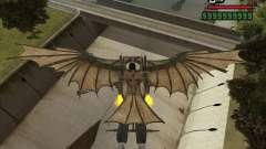 Máquina voadora de Leonardo da Vinci
