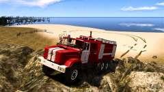 ZIL 433474 bombeiro