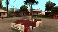 ZIL 130 Tempe ardente Final para GTA San Andreas