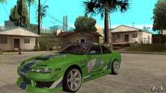 Nissan Silvia S14a JardinE Drift para GTA San Andreas