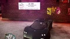 Pagani Zonda C12S Roadster
