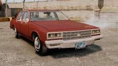 Chevrolet Caprice Classic 1979