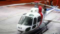 Eurocopter AS350 Ecureuil (Squirrel) Malaysia para GTA 4