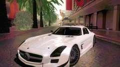 Mercedes-Benz SLS AMG GT-R