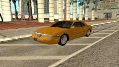 Lincoln Mark VIII 1996
