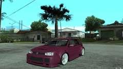 Volkswagen Golf GTI 4 Tuning para GTA San Andreas