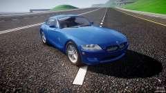 BMW Z4 Coupe v1.0 para GTA 4