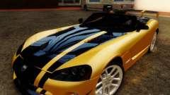 Dodge Viper SRT-10 Roadster ACR 2004 para GTA San Andreas