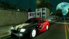 Honda Prelude com tuning